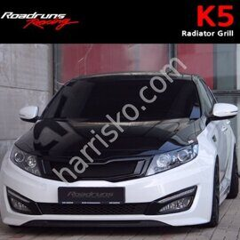 Решетка радиатора Roadruns Kia Optima K5 (Некрашеная )